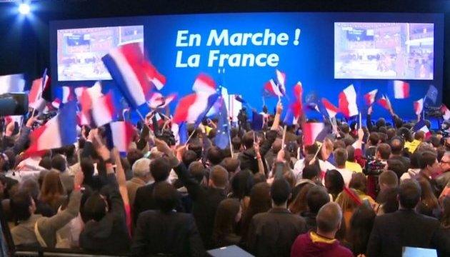 Макрон: Бажаю стати президентом усіх французів