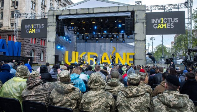 Ukraine selects 30 ATO veterans for Invictus Games 2017