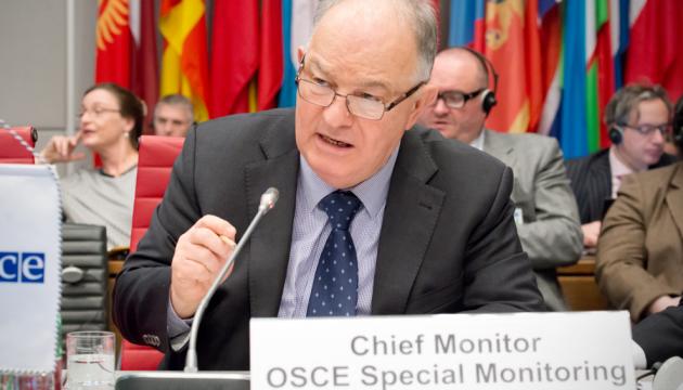 На Донбассе за два года от мин погибли более полусотни гражданских - глава миссии ОБСЕ