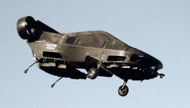 Ізраїль почав створення літаючого автомобіля