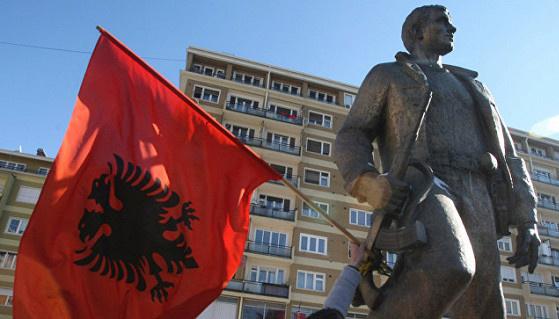 В Албанії демонстранти блокували кортеж прем'єра