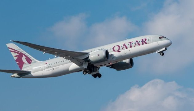 Qatar Airways launches flights to Kyiv