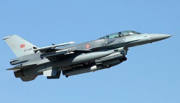 Міноборони Греції: щодня нас провокують 6-8 літаків турецьких ВПС