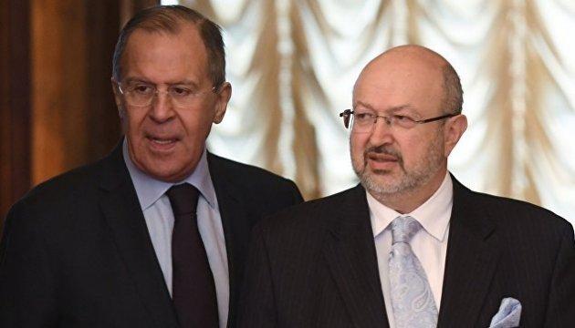 Генсекретар ОБСЄ скоротив візит до Росії через інцидент на Донбасі