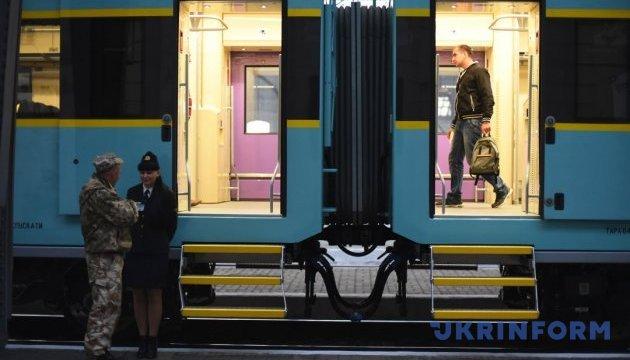 Поїздом у Польщу – за 130 грн