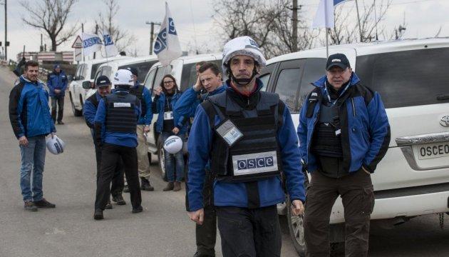 ОБСЄ відновлює патрулювання на Донбасі