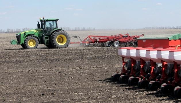 В Украине посеяли уже более 2 миллионов га ранних яровых зерновых культур