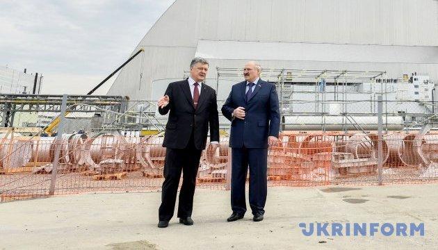 Конфайнмент на ЧАЕС введуть в експлуатацію у листопаді — Порошенко