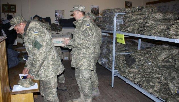 На Чернігівщині стартували масштабні військові навчання резервістів