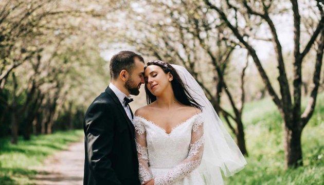 Джамала  взяла шлюб з Бекіром Сулеймановим