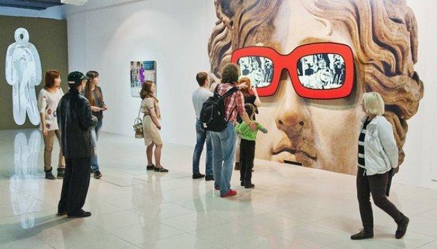 """Während der Eurovision findet in Kiew das Festival moderner Kunst """"Art Kyiv Week"""" statt"""
