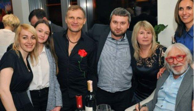 П'єр Рішар заспівав разом з Олегом Скрипкою
