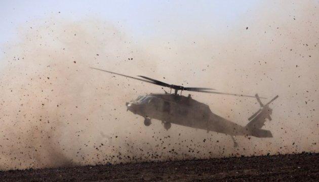 Військовий вертоліт США розбився біля острова Гуам