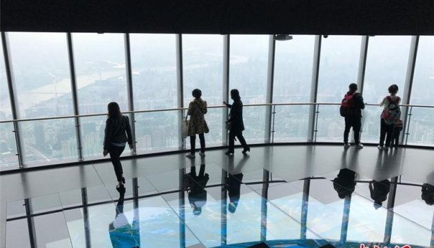У Шанхаї пропонують поглянути на місто з 118-го поверху