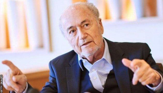 Екс-президента ФІФА звинувачують у сексуальних домаганнях