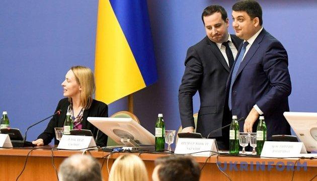 Уряд Гройсмана реалізував п'ять системних змін у країні – Саєнко