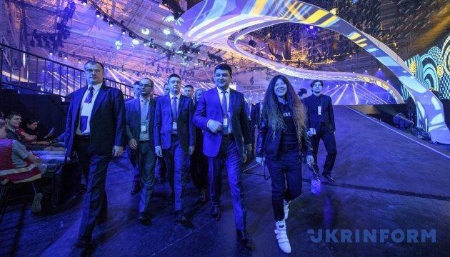 PM Groysman: Ukraine completely ready for hosting Eurovision 2017. Photos