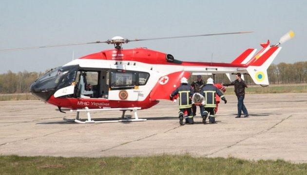 МВС планує цьогоріч створити гелікоптерну службу