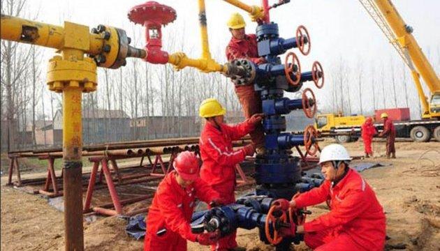 Китай посів 6 місце в світі з видобутку природного газу