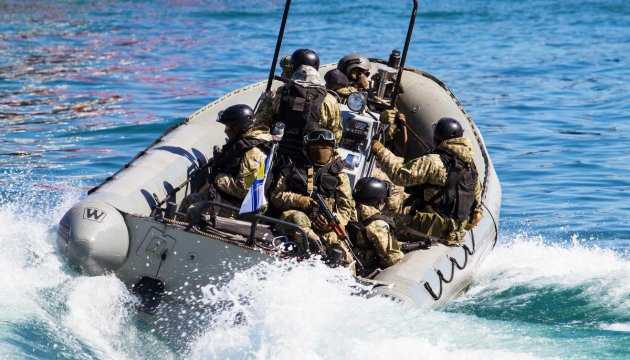 ВМС України готові застосувати зброю у відповідь на провокації та диверсії