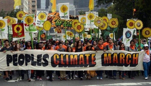 Экоактивисты запланировали глобальный протест на 20 сентября