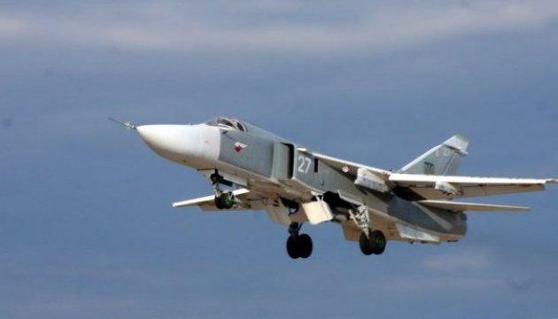Українські бомбардувальники тренувалися протидіяти ворожій ППО