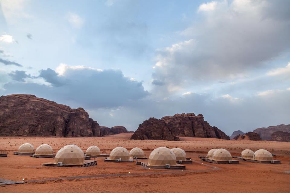 У Йорданії можна відвідати Марс на Землі