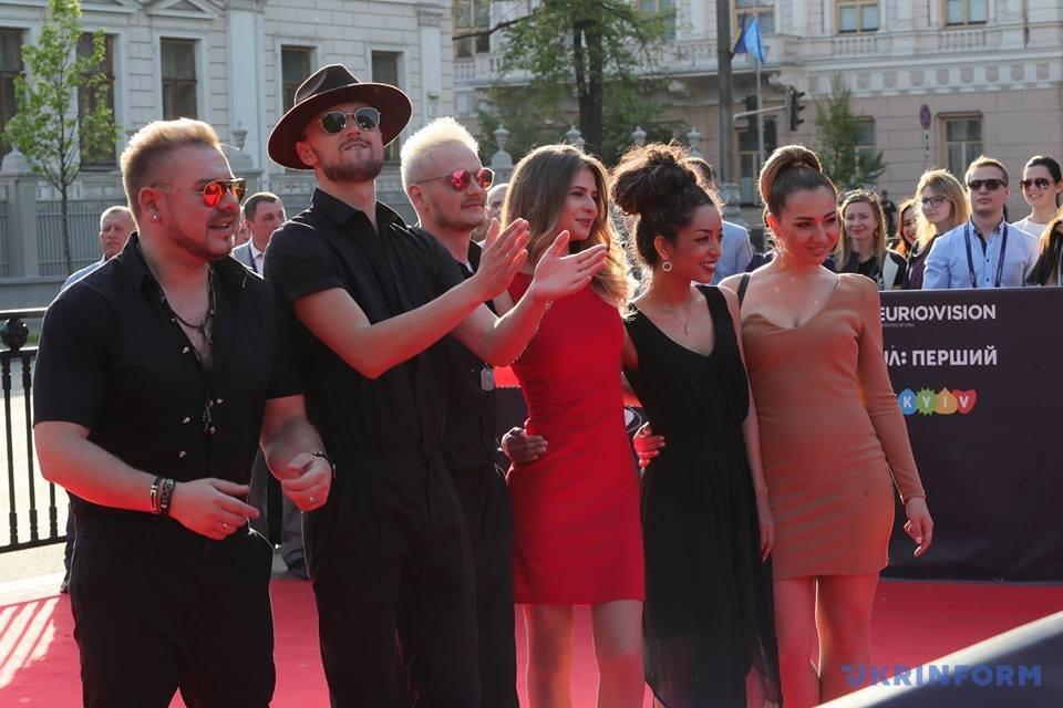 ВКиеве сегодня официально открывается Евровидение