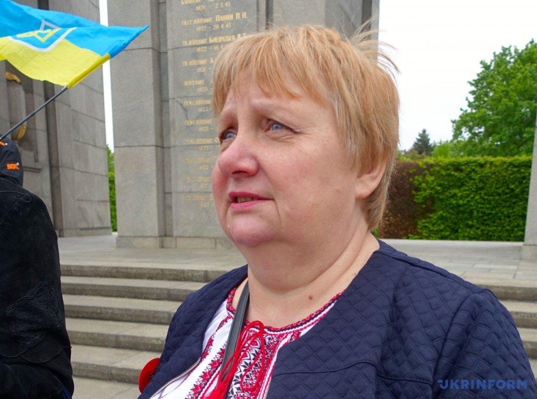Керівник всеукраїнського руху рідних учасників бойових дій