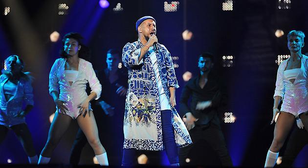 MONATIK Фото: facebook.com/eurovision2017kyiv