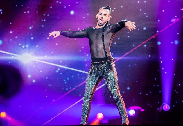 Славко Калезич. Фото: facebook.com/eurovision2017kyiv