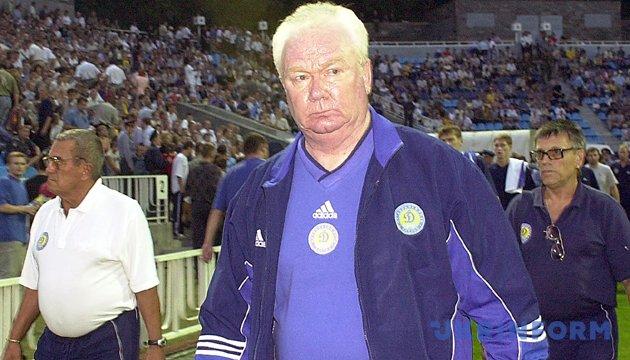 Виповнилося 15 років здня смерті легендарного тренера «Динамо» Валерія Лобановського