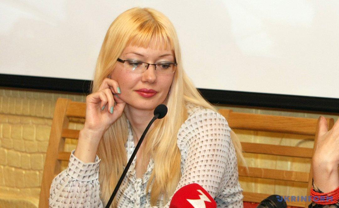 Наталія Щерба