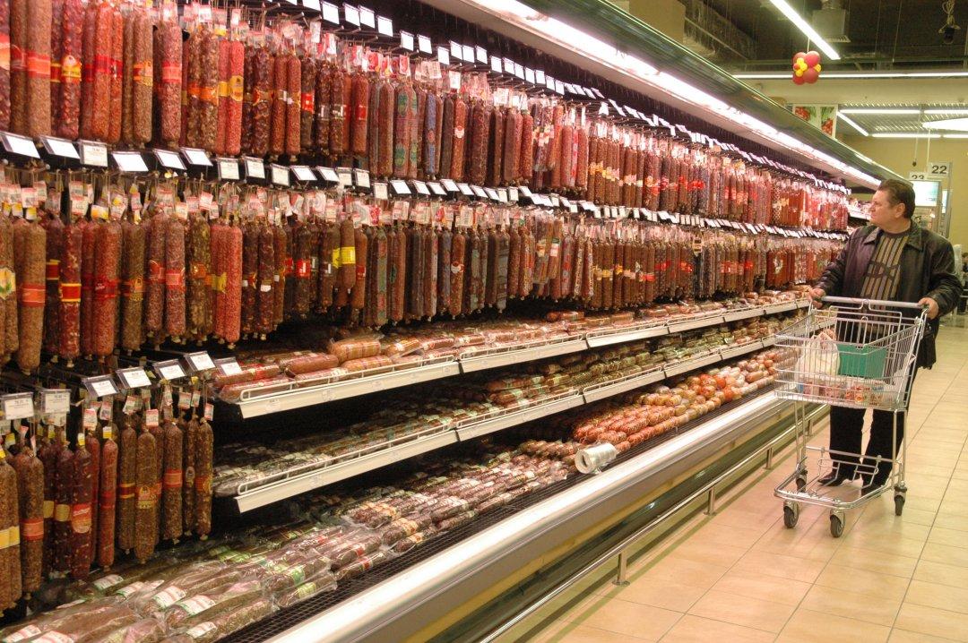 Один із столичних супермаркетів. У Криму такі були, і колись знову будуть