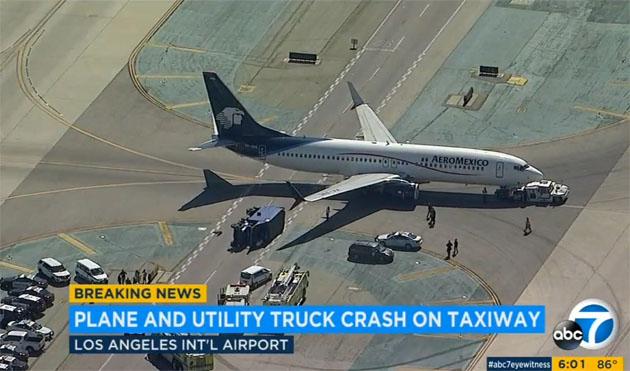 ВСША самолет совершил экстренную посадку из-за отказавшего мотора