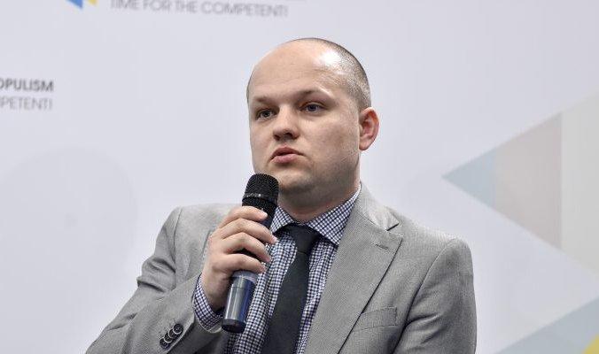 Дмитро Крошка, голова Асоціації «УКРСАДПРОМ»