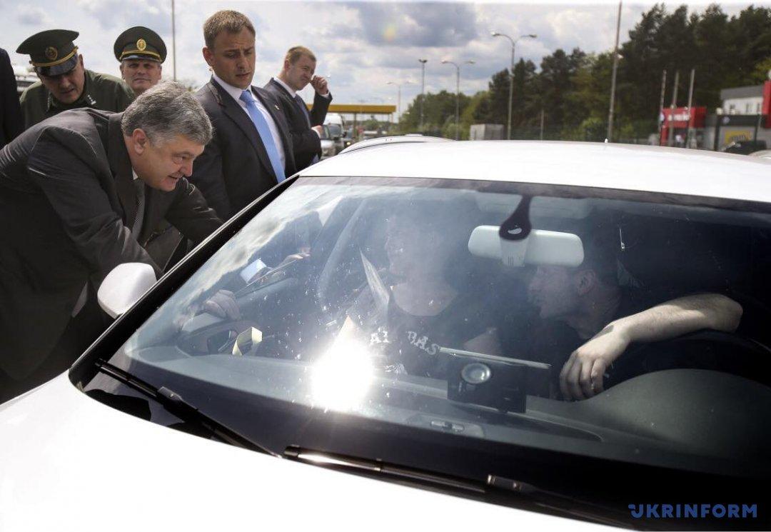 «Россия бросила вызов всему Черноморскому региону»— Порошенко