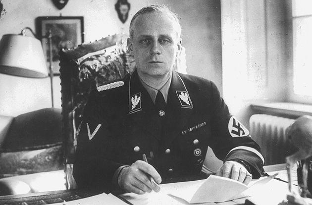 Иоахим фон Риббентроп. Фото: www.globallookpress.com