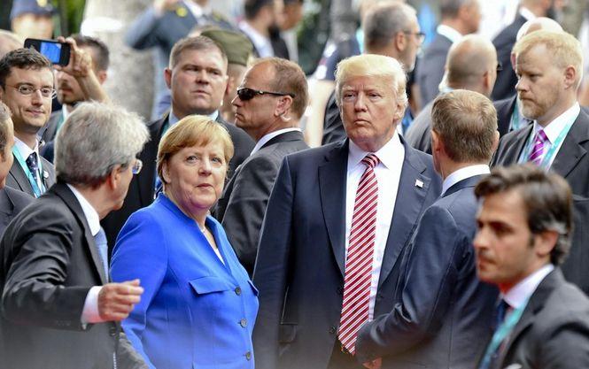 Саміт G7 в Італії, 2017 рік // Фото: Новое время