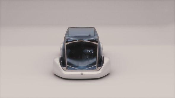 Бурильная контора Илона Маска показала инновационный автобус для тоннелей