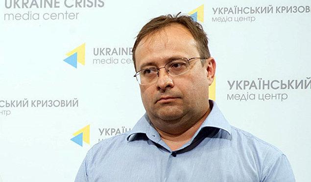 Екс-головного санітарного лікаря Києва Олега Рубана, якого після