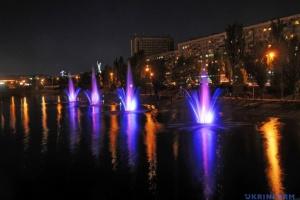 """Київські фонтани """"прокинуться"""" 27 квітня"""