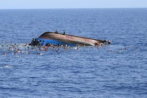 В море вблизи Джибути погибли десятки мигрантов