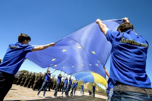 Verfassungsänderungen über Kurs auf EU- und NATO in Kraft getreten