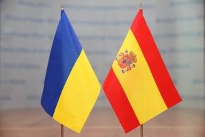 Украина подпишет конвенцию с Испанией об избежании двойного налогообложения