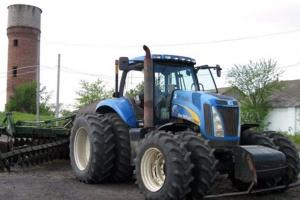 Держспоживслужба реєструватиме сільгосптехніку - Кабмін