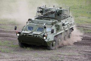 В Укроборонпромі не виявили пошкоджених корпусів бронетранспортерів БТР-4Е
