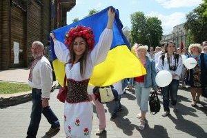 5月に東京でウクライナ・パレードが開催 参加は自由