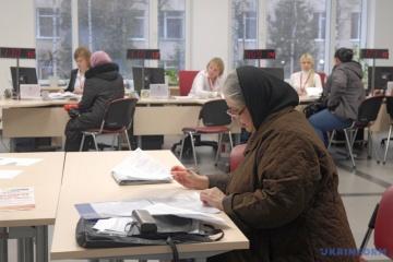 Más de 21 millones de familias reciben asistencia social en Ucrania