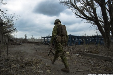 Ostukraine: Besatzer schießen nahe Awdijiwka